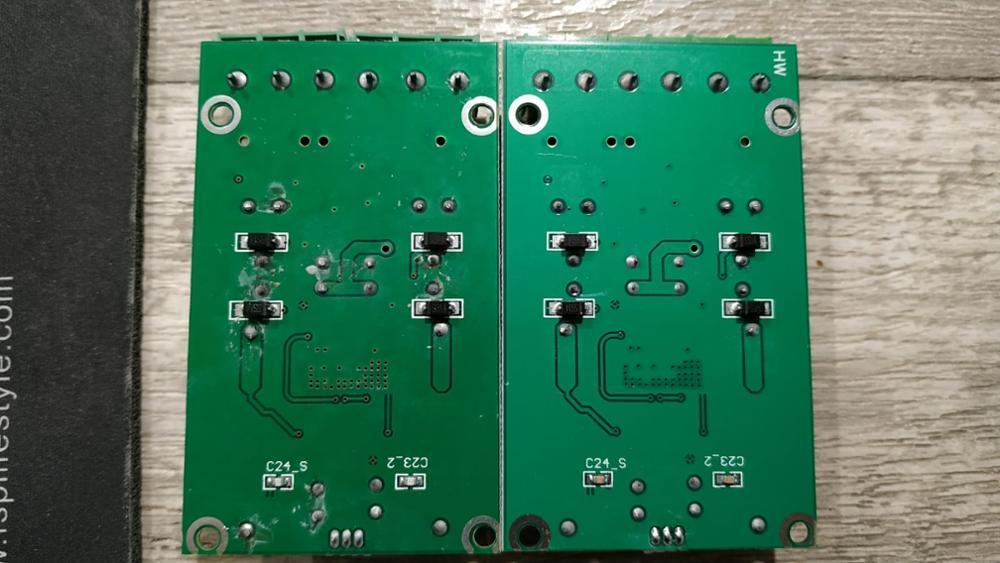Amplificador Amplificador Ta2024 Digital
