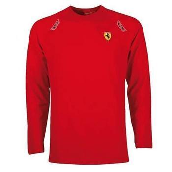 T-shirt man Ferrari with band network size XXL