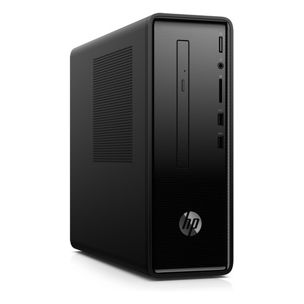 Desktop PC HP 290-A0099NSM A4-9125 4 GB RAM 1 TB Black