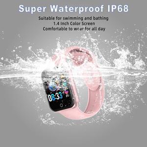 Image 4 - CYUC NY07 スマート腕時計 sms コールリマインダー心拍数モニター血圧 IP67 防水用男性女性スマートウォッチ