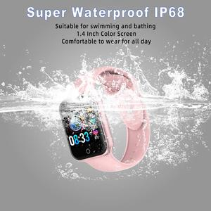 Image 4 - Смарт часы CYUC NY07 с sms напоминанием о звонке монитор сердечного ритма кровяное давление IP67 водонепроницаемые для Apple Android мужские и женские умные часы