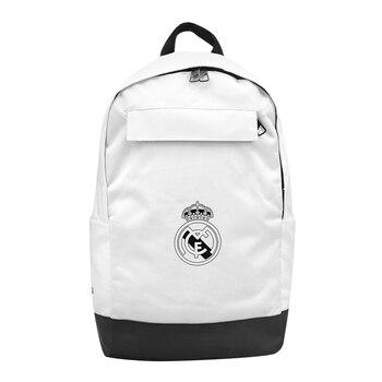 Gym Bag Adidas Real Madrid BP White Black
