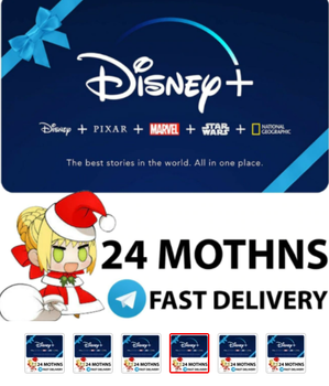 Disney PLus Access Subscription Account 2 Years Warranty instant Delivery image