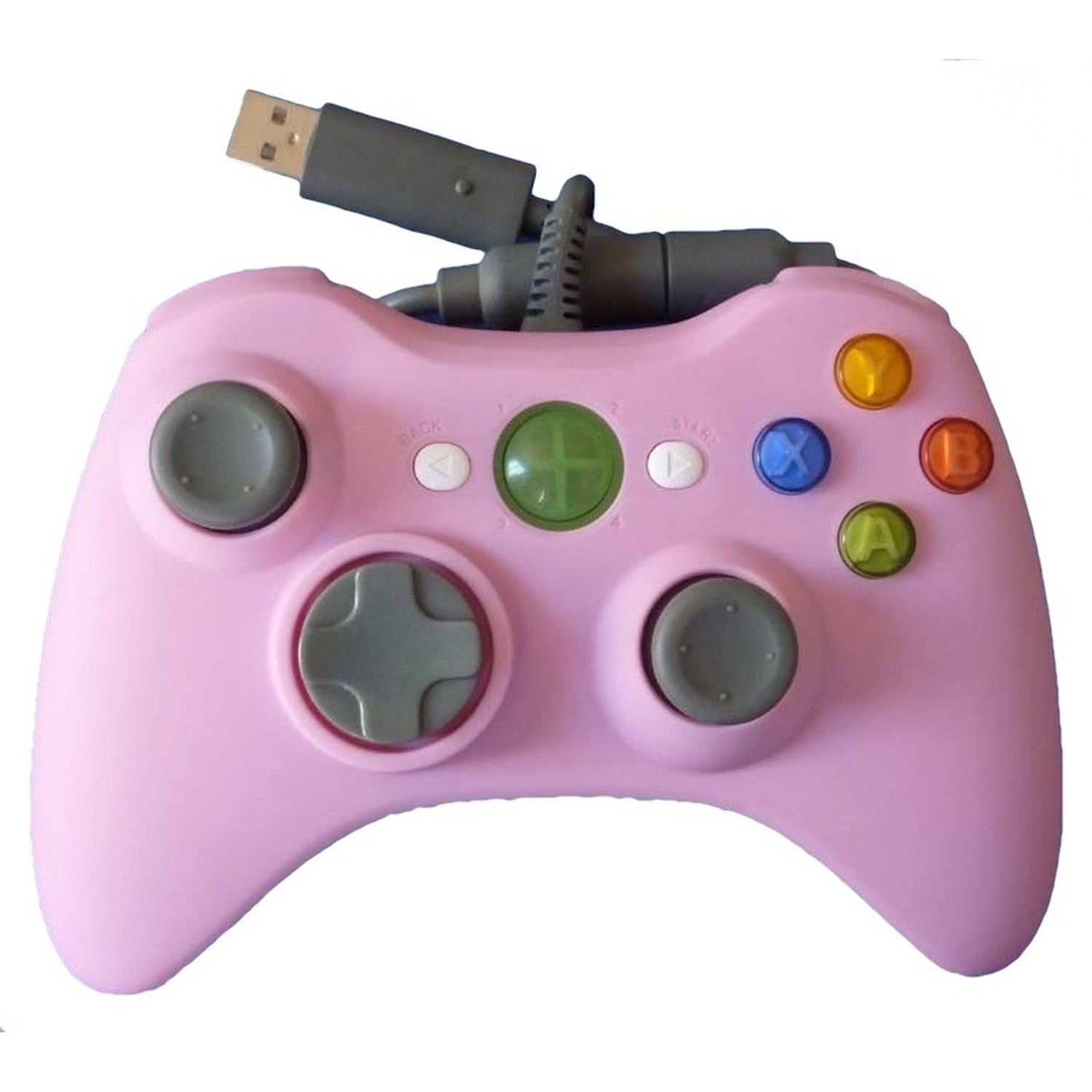 XBOX 360 Wired Controller * Compatible * Pink рыбалка для xbox 360