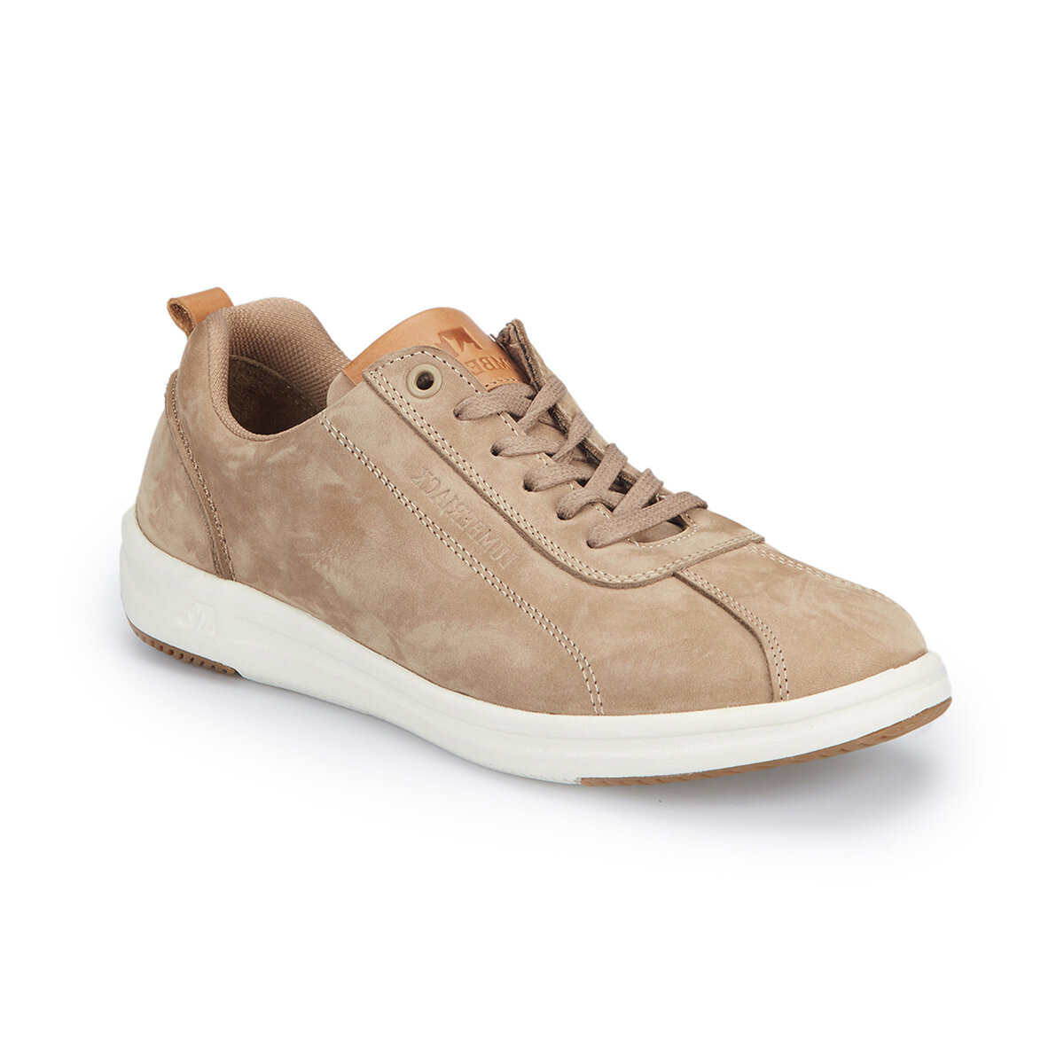 FLO ROGERA NUB Sand Color Male Sneaker Shoes LUMBERJACK