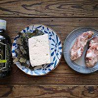 脊骨海带豆腐汤,简单易做暖胃清爽还减脂的做法图解1