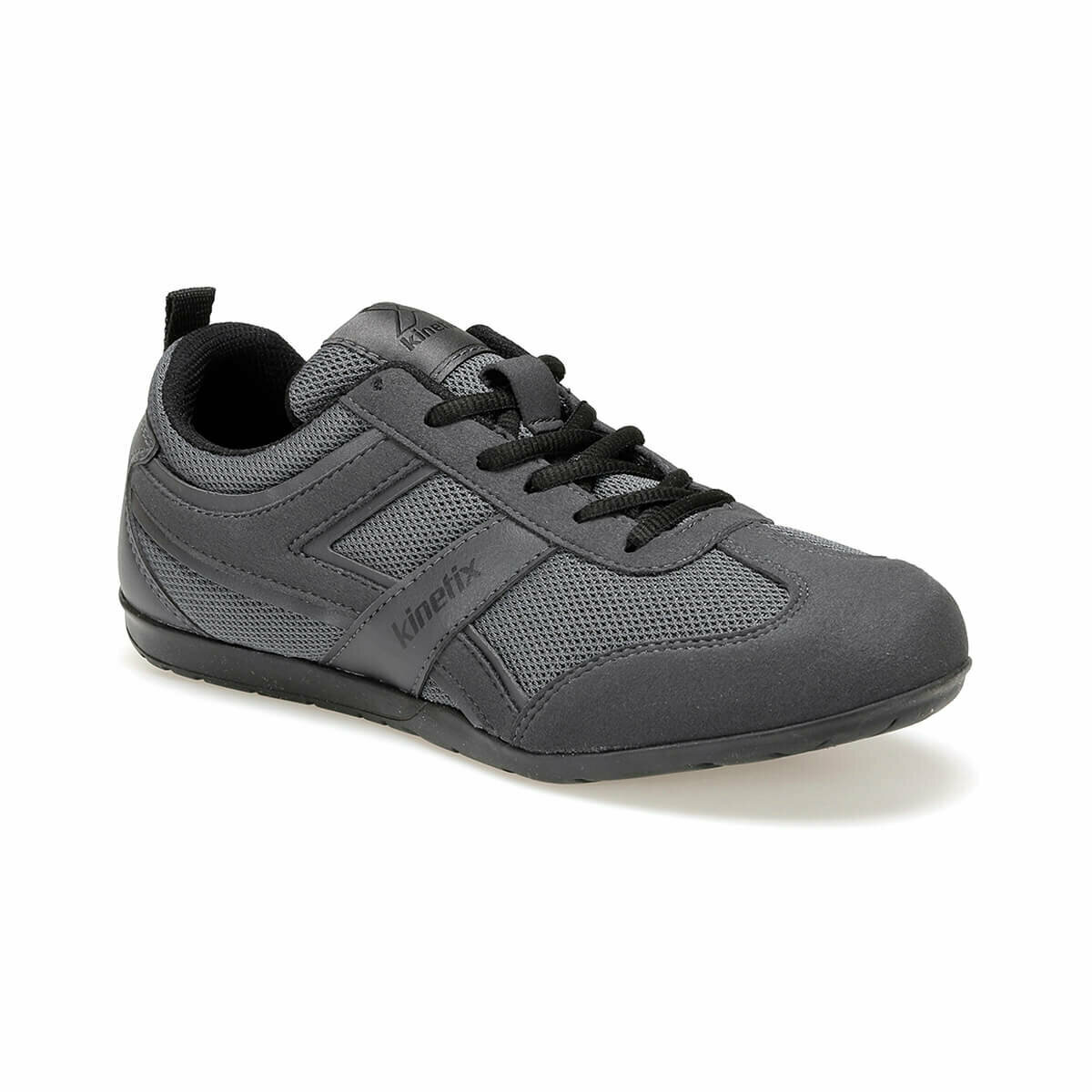 FLO WALTER M Black Men 'S Sneaker Shoes KINETIX