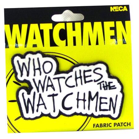 Montre bracelet patch porte-clés métal (montre)