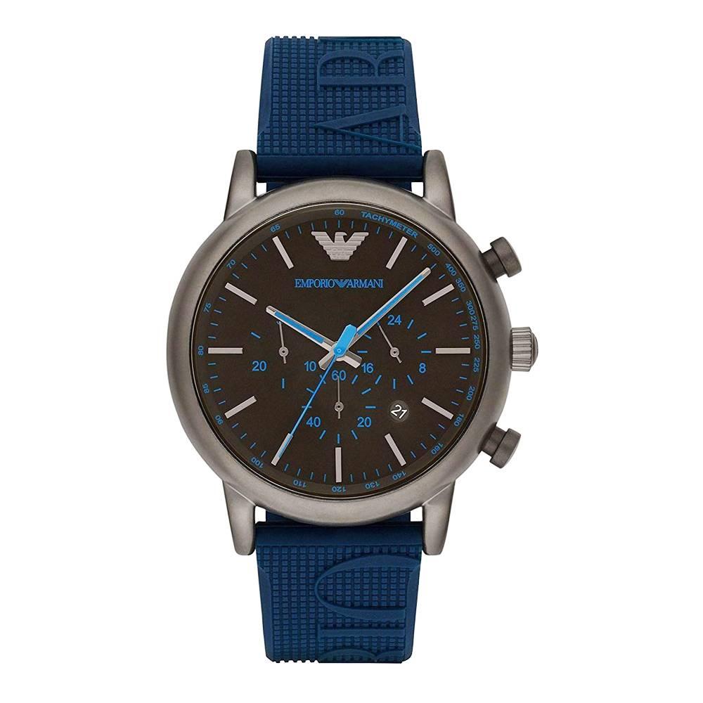 Armani homem relógio analógico ar11023