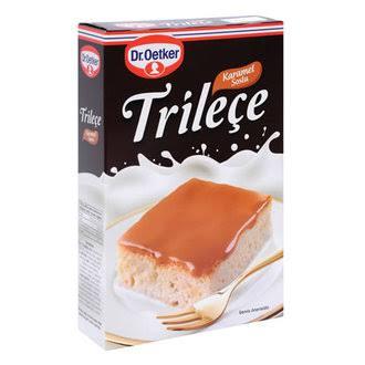 Turkish Milk Desserts Christmas Gift Trilice 315g