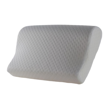 Viscoplus-funda de almohada de soporte para cintura, 40x60, tecnología Visco, cómoda