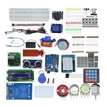 Universal Starter Kit for Arduino UNO R3 Testing&Holder for Stepper Motor/Servo