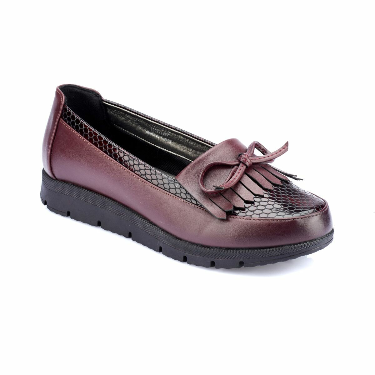 FLO 82.158010.Z Burgundy Women 'S Shoes Polaris