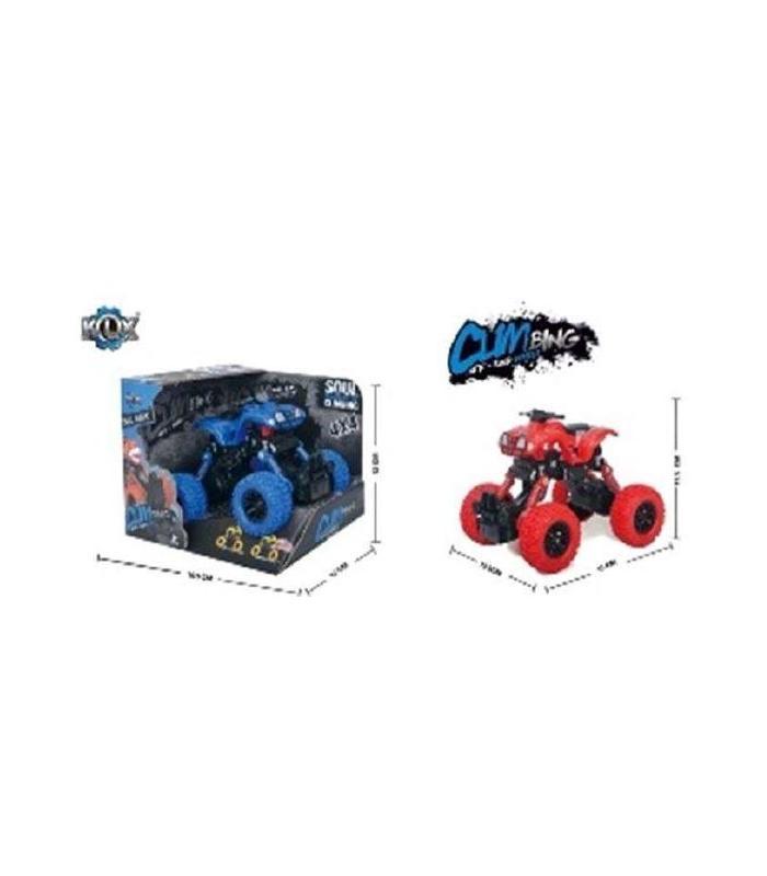 Quad Monster Retroflection Stdo Toy Store
