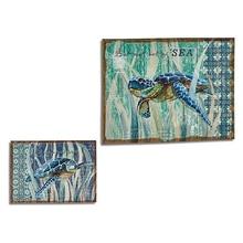 Canvas Gift Decor linen (70 x 3 x 50 cm)