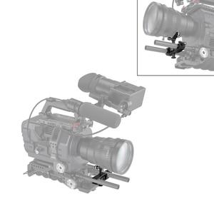 Image 4 - SmallRig Adjustable DSLR Camera Rig 15mm LWS Universal Lens Support For Follow Focus 2152