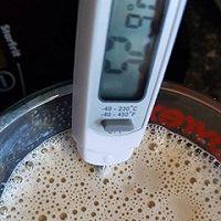 大姨妈神器——姜汁撞奶的做法图解8