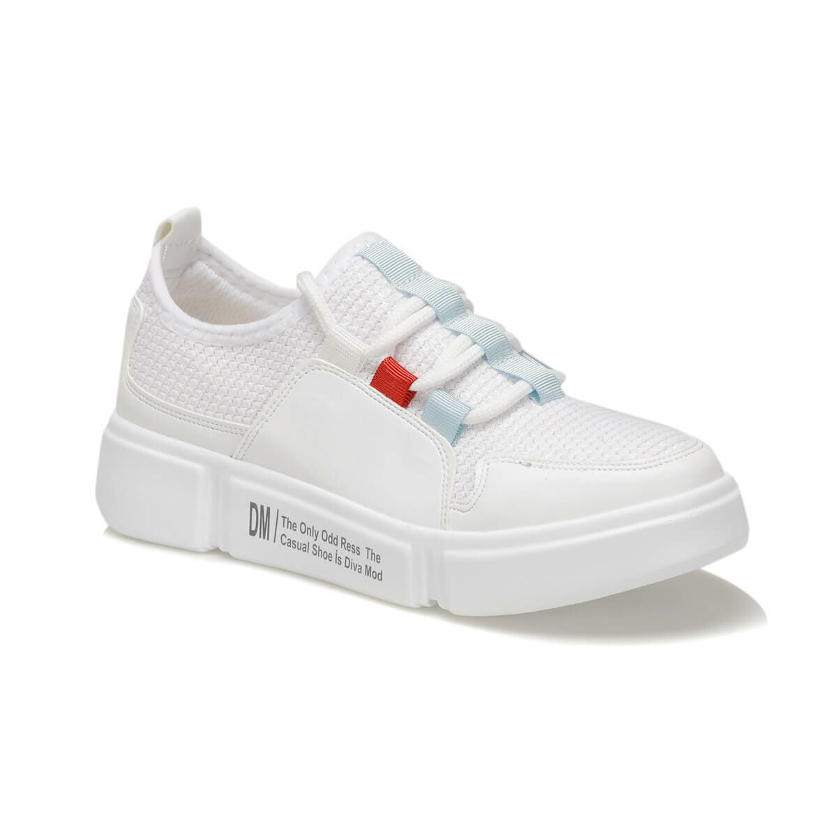 FLO CHEN20Y White Women 'S Sneaker Shoes BUTIGO
