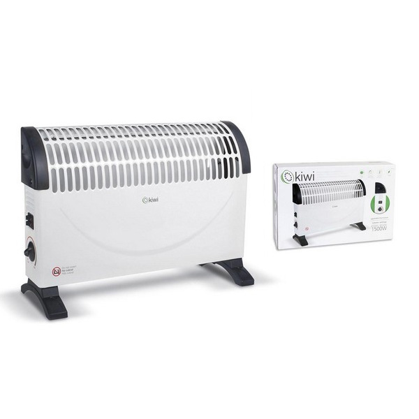 Electric Convection Heater Kiwi KHT-8442 2000W White
