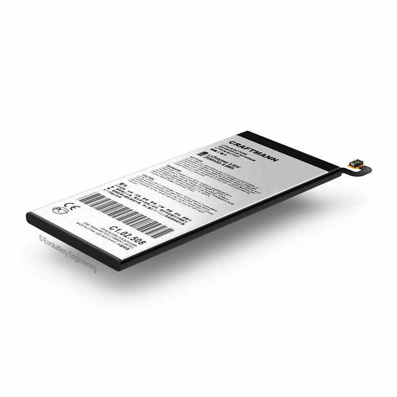 Vervangende Batterij 2550Mah Samsung Galaxy S6 SM-G920F (EB-BG920ABE/EB-BG920ABA)