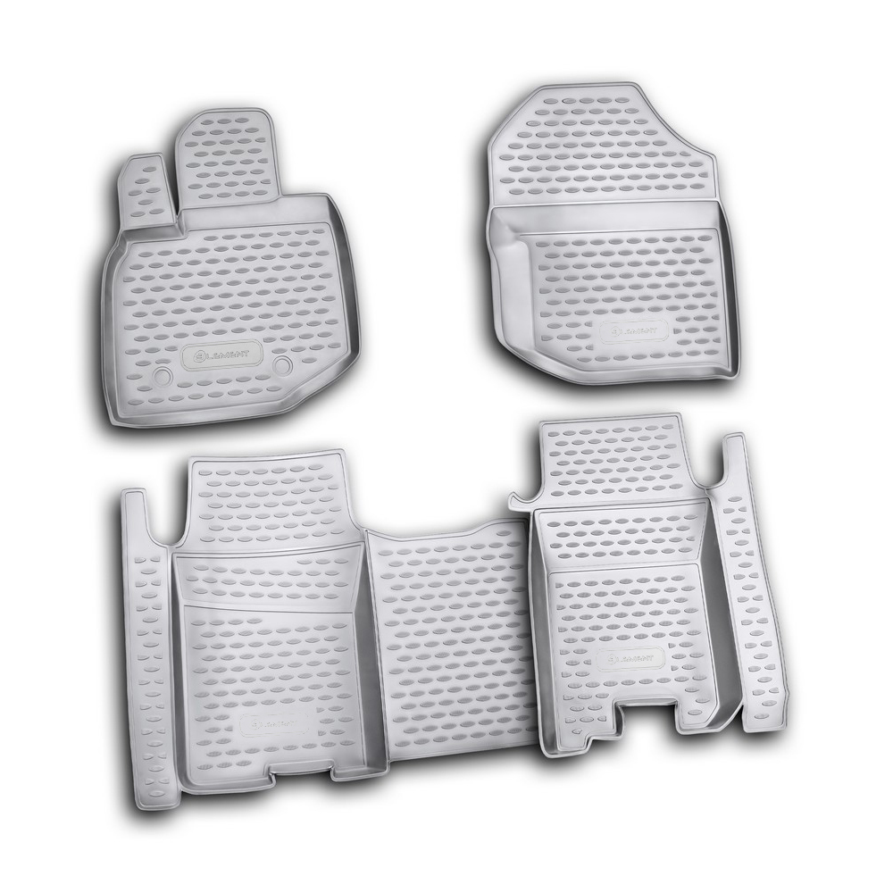 Floor Mats For HONDA Jazz 2009-> 4 PCs NLC.18.19.210kh