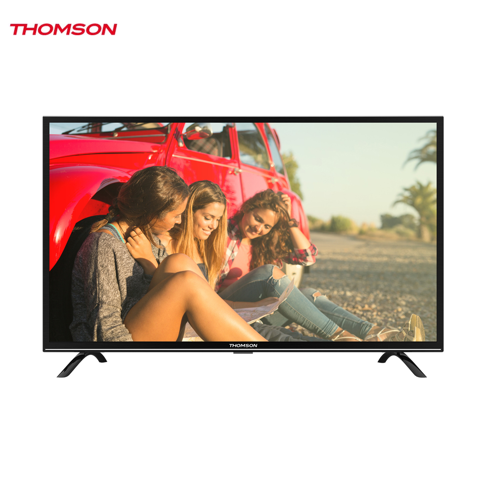 LED Television Thomson 1271608 smart tv for home dvb-t2 digital 4049inchTV thomson t32d19dhs 01b t2 smart