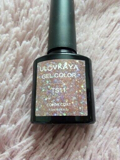 ULOVKAYA Sequins Gel Nail Polish Set Colors Semi-permanent Enamels UV LED Gel Varnish For Manicure Glitter Nail Art Gel Lacquer reviews №1 664961