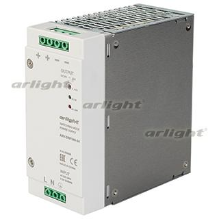 023022 Power Supply ARV-DRP240-24 (24 V, 10A, 240W PFC) [IP20 Din Rail] Box-1 Pcs ARLIGHT-Блок Power Supply/AC/DC Source ^ 20