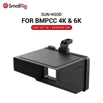 цена на SmallRig BMPCC 4K Camera Sun Hood for BMPCC 4K & 6K Blackmagic Design Pocket Cinema Camera 4K & 6K VH2299