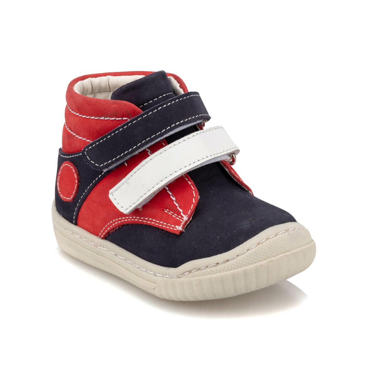 FLO 92.511711.I Navy Blue Male Child Boots Polaris