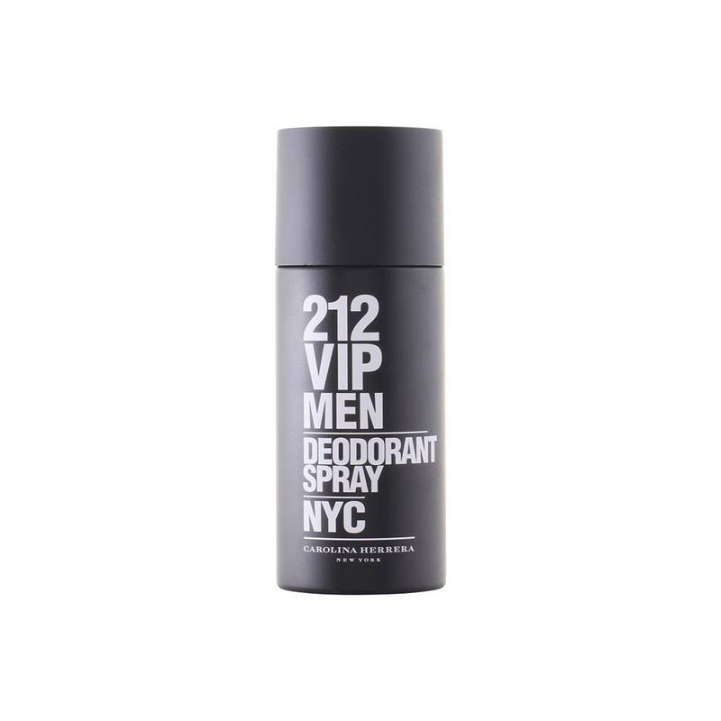 Deodorant Spray 212 VIP Carolina Herrera (150 Ml)