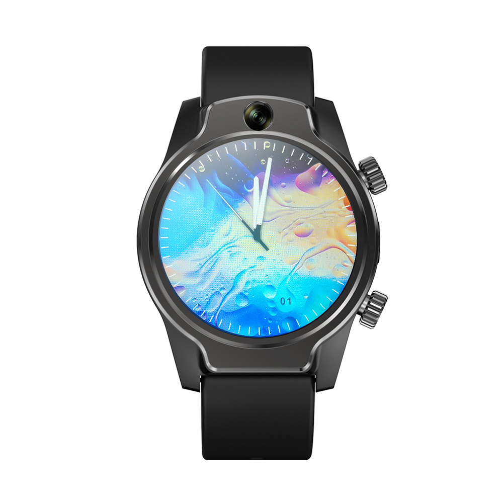 Смарт-часы CanMixs S10 мужские, 4G, Android, GPS, Wi-Fi, камера, водозащита IP68, 1,69 дюйма, пульсометр, 3 + 32 ГБ 3