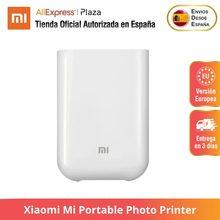 Xiaomi Mi imprimante Photo Portable papier impression sans encre, 20 photos de la Version mondiale originale de 2X3 pouces
