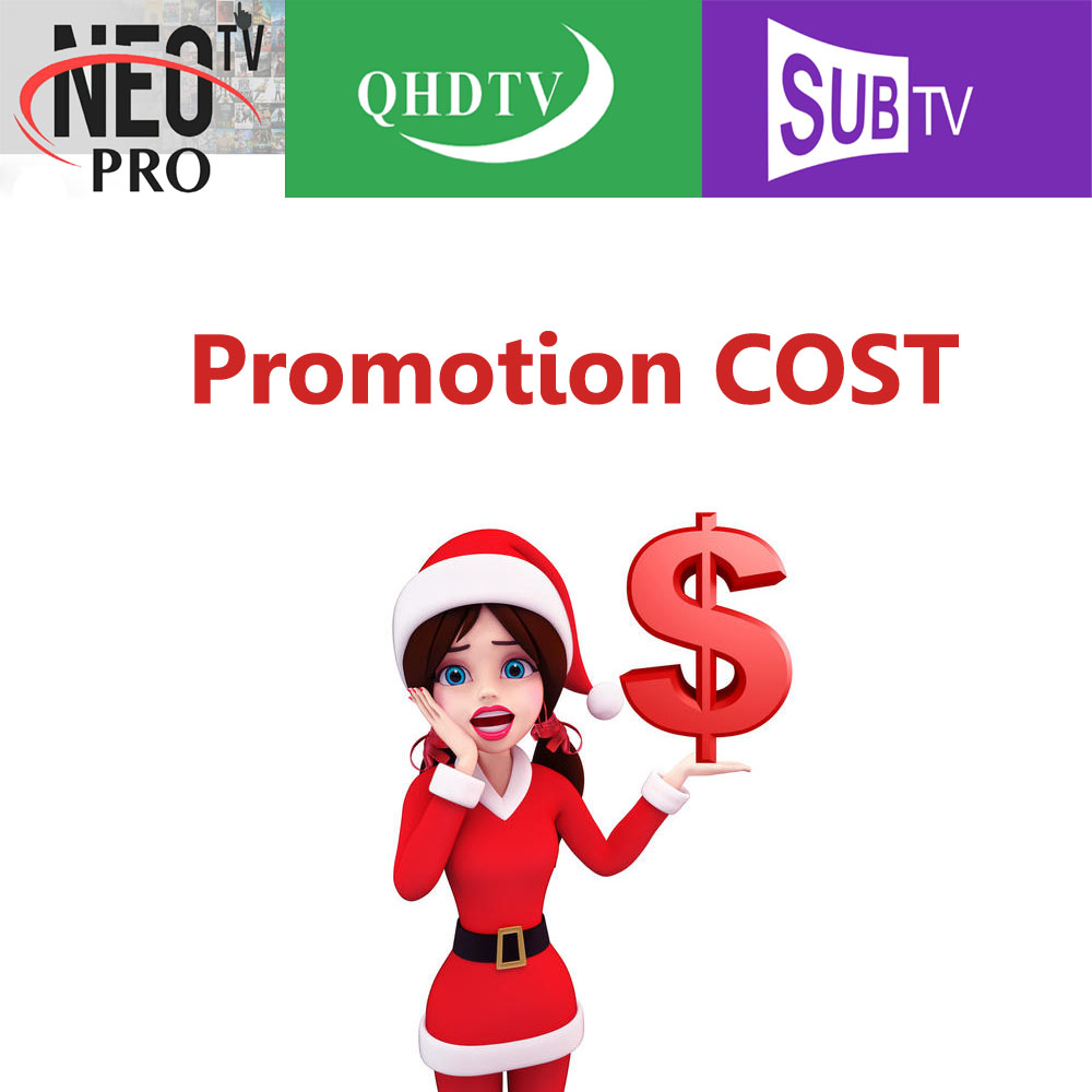 Акция NEOTV pro 2 / leadcool QHDTV / Lxtream SUBTV, подарок на Рождество, балансировка