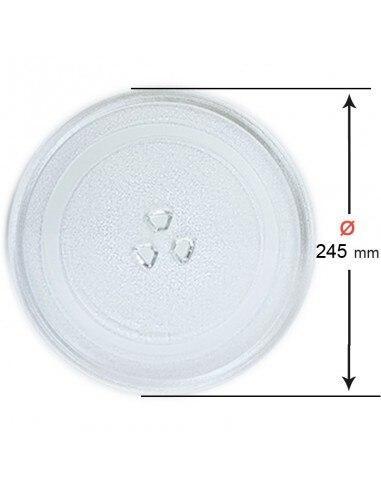 Microwave Dish Diamater DIA 245mm Universal