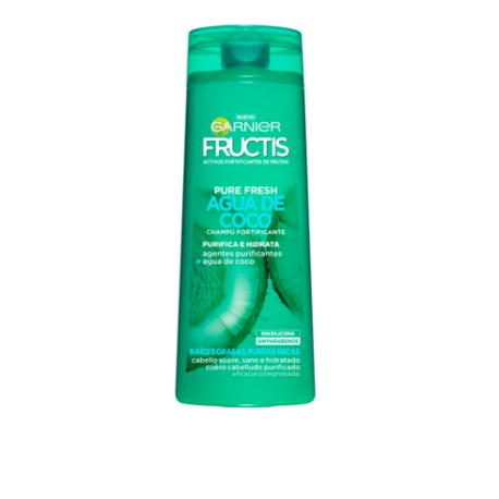 FRUCTIS PURE FRESH WATER COCO FORTIFICANT CHAMPU 360ML