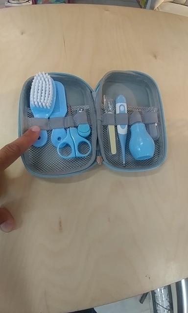 Kits de cuidados pessoais e c/ a saúde Clippers Grooming Esmeril