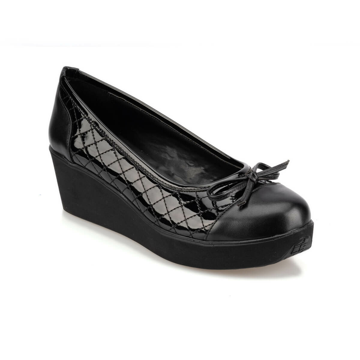 FLO 92.314244.Z Black Women Gova Shoes Polaris