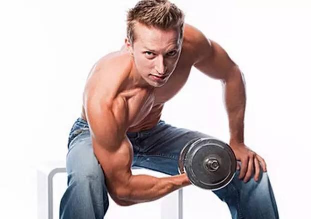 肱二头肌的拉伸动作以及拉伸方法-养生法典