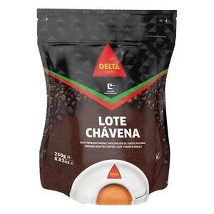 Coffee ground lot Chávena Delta coffees 250g