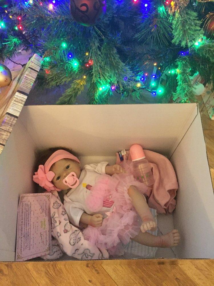-- Recém-nascido Crianças Presentes