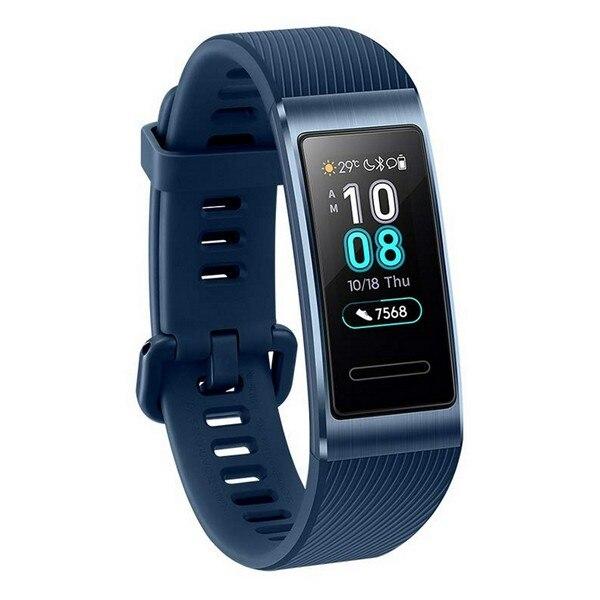 """Activity Bangle Huawei Band 3 Pro 0 95"""" AMOLED Bluetooth 100 mAh Smart Wristbands     - title="""