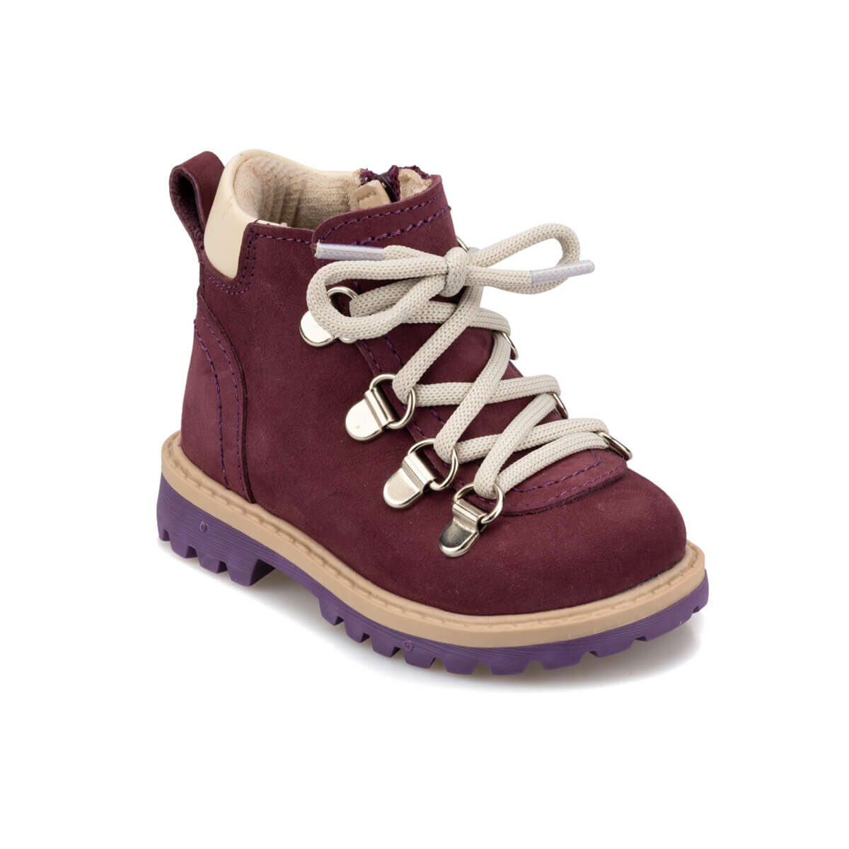 FLO 92.511746.I Purple Female Child Boots Polaris