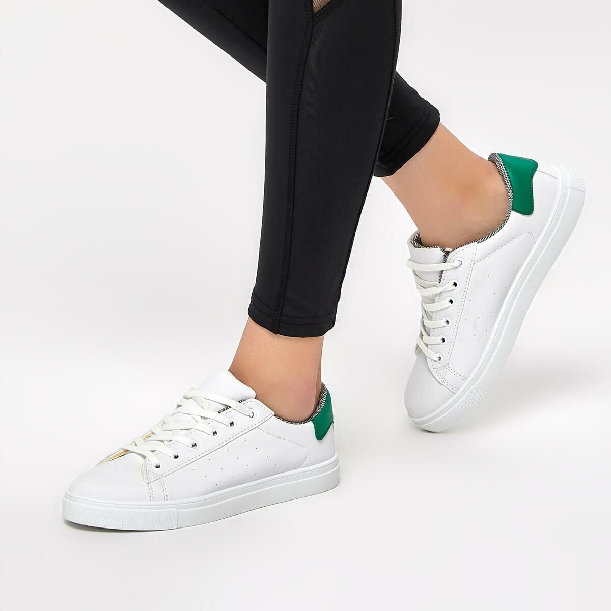 FLO 91. 354921.Z Green Women 'S Shoes Polaris