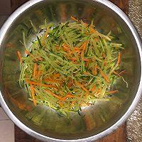 萝卜咸食的做法图解1