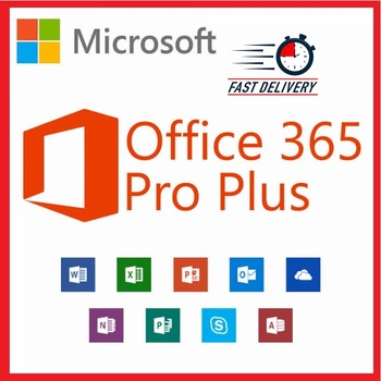 Microsoft Office 365 Pro Plus 2019 LIFETIME Account 5 Device / 5 PC / 5 Mac / 5TB Drive Fast Shipping