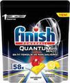 Finish Quantum Max Spülmaschine Waschmittel 116 Kapseln 58 Zitrone Neue Modell