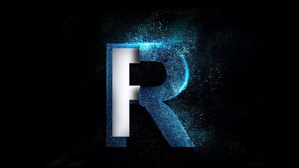 PS怎么做艺术字 星辰字R