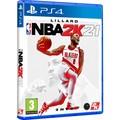 Игры NBA 2K21 PS4, быстрая доставка из Турции