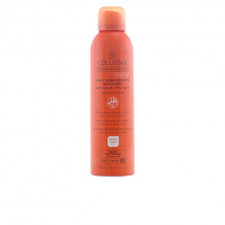 PERFECT TANING SUN TANNING PERFECT MOISTURIZER SPRAY SPF10 200ML